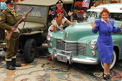 1940s Wartime Weekend